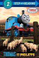 Cover image for Thomas and the piglets : Thomas & friends series