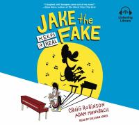 Cover image for Jake the fake keeps it real. bk. 1 [sound recording CD] : Jake the fake series