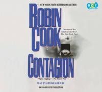 Cover image for Contagion [sound recording CD]