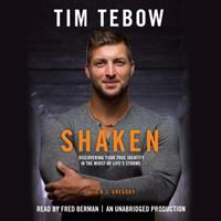 Cover image for Shaken [sound recording CD] : discovering your true identity in the midst of life's storms