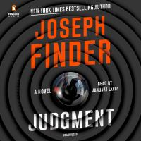 Cover image for Judgment [sound recording CD] : a novel