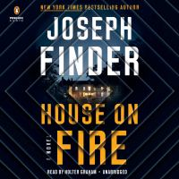 Cover image for House on fire. bk. 4 [sound recording CD] : Nick Heller series