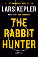 Imagen de portada para The rabbit hunter. bk. 6 : a novel : Joona Linna series