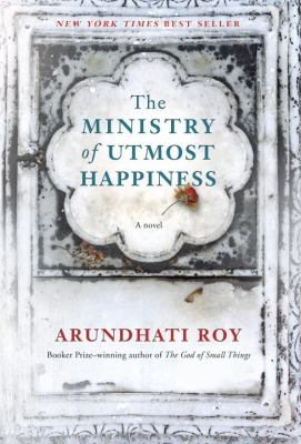 Cover image for The ministry of utmost happiness [large print]