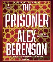 Cover image for The prisoner. bk. 11 [sound recording CD] : John Wells series
