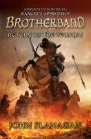 Cover image for Return of the Temujai. bk. 8 : Brotherband chronicles series