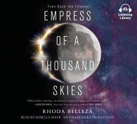 Cover image for Empress of a thousand skies