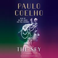 Imagen de portada para The spy [sound recording CD]