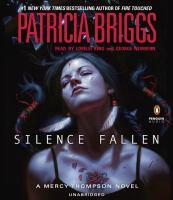 Imagen de portada para Silence fallen. bk. 10 [sound recording CD] : Mercy Thompson series