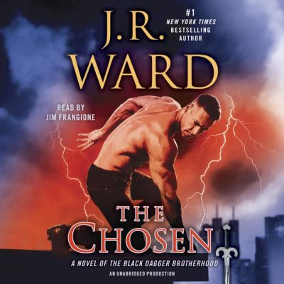 Cover image for The chosen. bk. 15 [sound recording CD] : Black Dagger brotherhood series