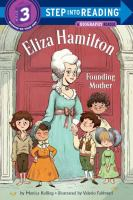 Cover image for Eliza Hamilton : founding mother
