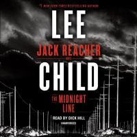 Cover image for The midnight line. bk. 22 [sound recording CD] : Jack Reacher series
