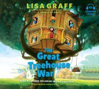 Cover image for The great treehouse war