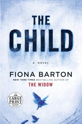 Cover image for The child [large print]
