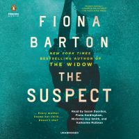 Cover image for The suspect [sound recording CD]
