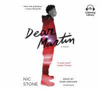 Imagen de portada para Dear Martin [sound recording CD] : a novel