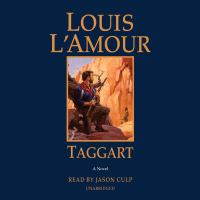 Cover image for Taggart [sound recording CD] : a novel