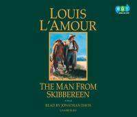 Cover image for The man from Skibbereen [sound recording CD] : a novel