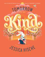 Imagen de portada para Tomorrow I'll be kind