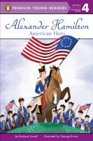 Cover image for Alexander Hamilton : American hero