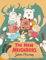 Cover image for THE NEW NEIGHBORS