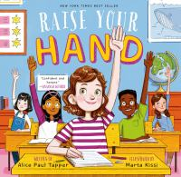 Cover image for Raise your hand