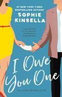 Cover image for I owe you one [eBook] : a novel