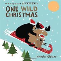 Cover image for One wild Christmas
