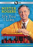 Imagen de portada para Mister Rogers: it's you I like [videorecording DVD]