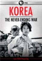 Imagen de portada para Korea [videorecording DVD] : the never ending war