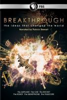 Cover image for Breakthrough [videorecording DVD] : The ideas that changed the world