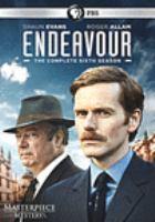 Imagen de portada para Endeavour. Season 6, Complete [videorecording DVD]