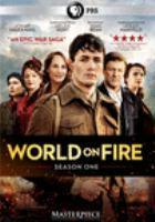 Cover image for World on fire. Season 1, Complete [videorecording DVD].