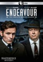 Imagen de portada para Endeavour. Season 7, Complete [videorecording DVD]