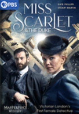 Imagen de portada para Miss Scarlet & the Duke [videorecording DVD]