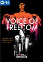 Cover image for Voice of freedom [videorecording DVD]