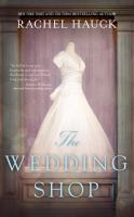 Cover image for The wedding shop [sound recording CD]