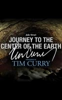 Cover image for Jules Verne's Journey to the center of the Earth [sound recording CD].