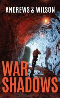 Cover image for War shadows. bk. 2 [sound recording CD] : Tier One series