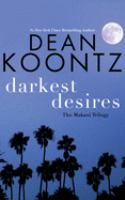 Cover image for Darkest desires [sound recording CD] : the Makani trilogy