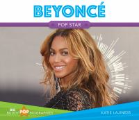 Cover image for Beyoncé : pop star