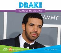 Cover image for Drake : famous music star