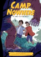 Cover image for Are you fur real? bk. 4 : Camp nowhere series