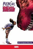 Cover image for Moon Girl and Devil Dinosaur. BFF #1 [graphic novel] : Repeat after me