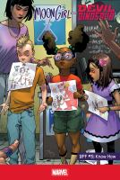 Cover image for Moon Girl and Devil Dinosaur. BFF #5 [graphic novel] : Know how
