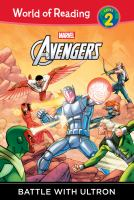 Cover image for Battle with Ultron : Marvel Avengers series