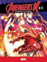 Cover image for Avengers K. #3 [graphic novel] : Assembling the Avengers