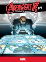 Cover image for Avengers K. #4 [graphic novel] : Assembling the Avengers