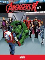 Cover image for Avengers K. #7 [graphic novel] : Assembling the Avengers