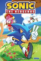 Cover image for Sonic the Hedgehog. Fallout. Part 2 [graphic novel]